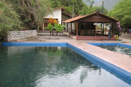 Choquequirao:.Choquequirao Lodge & Tours